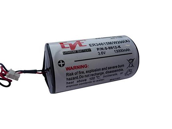 3,6V-Lithium-12Ah