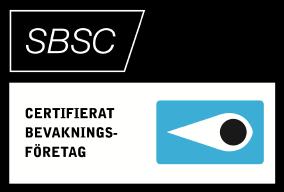 Certifierat bevakningsföretag