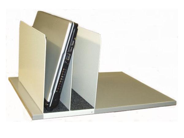 Laptopinsats för två bärbara datorer